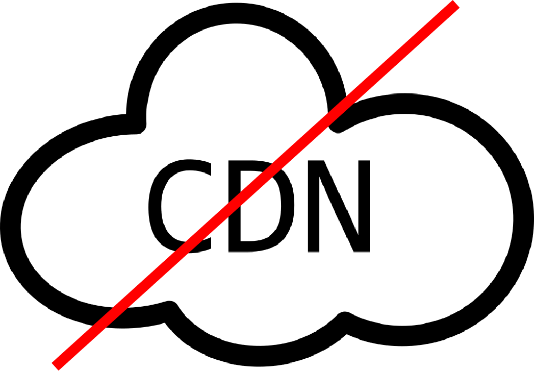 Почему CDN не нужны: развенчиваем старый миф - 1