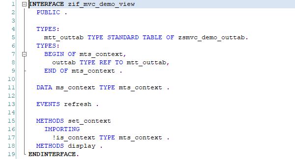 Реализация MVVM в ABAP - 11