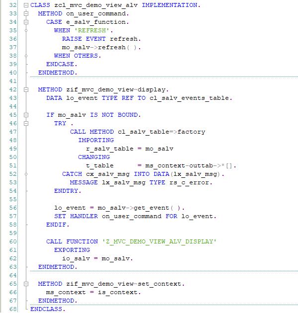 Реализация MVVM в ABAP - 12