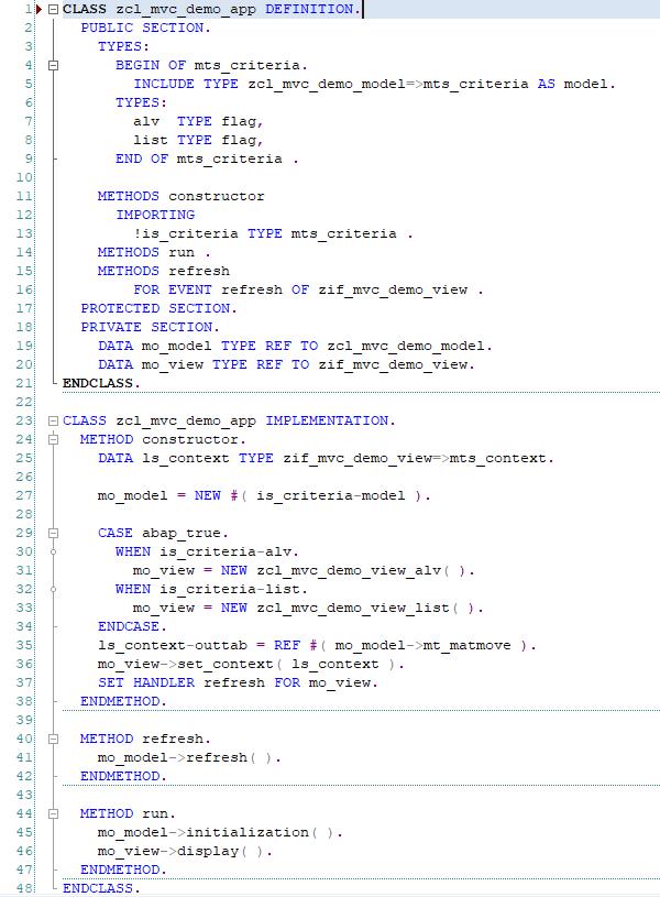 Реализация MVVM в ABAP - 14