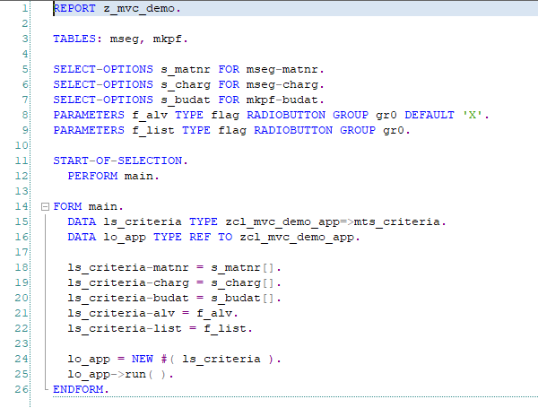 Реализация MVVM в ABAP - 15