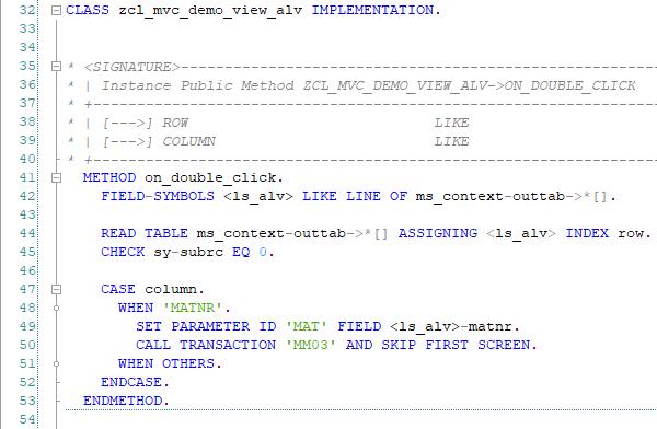 Реализация MVVM в ABAP - 17