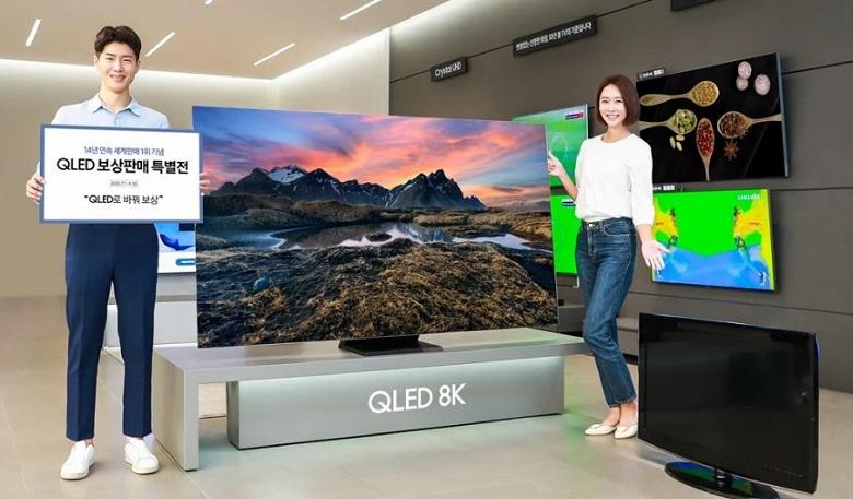 Аналитики Omdia предположили, когда Samsung Display начнет серийное производство принципиально новых панелей QLED