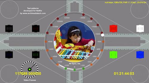 Как цветные полосы стали самым популярным тестовым паттерном для ТВ - 7