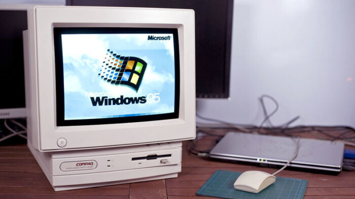 Windows 95 исполнилось 25 лет - 2