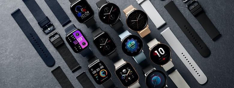 Стильные умные часы с отличной автономностью и круглым либо «квадратным» экраном на выбор. Huami Zepp E оценены в 250 долларов