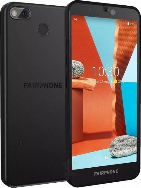 Самый ремонтопригодный в мире смартфон получит обновлённую версию. Fairphone 3+ оснастят новыми камерами