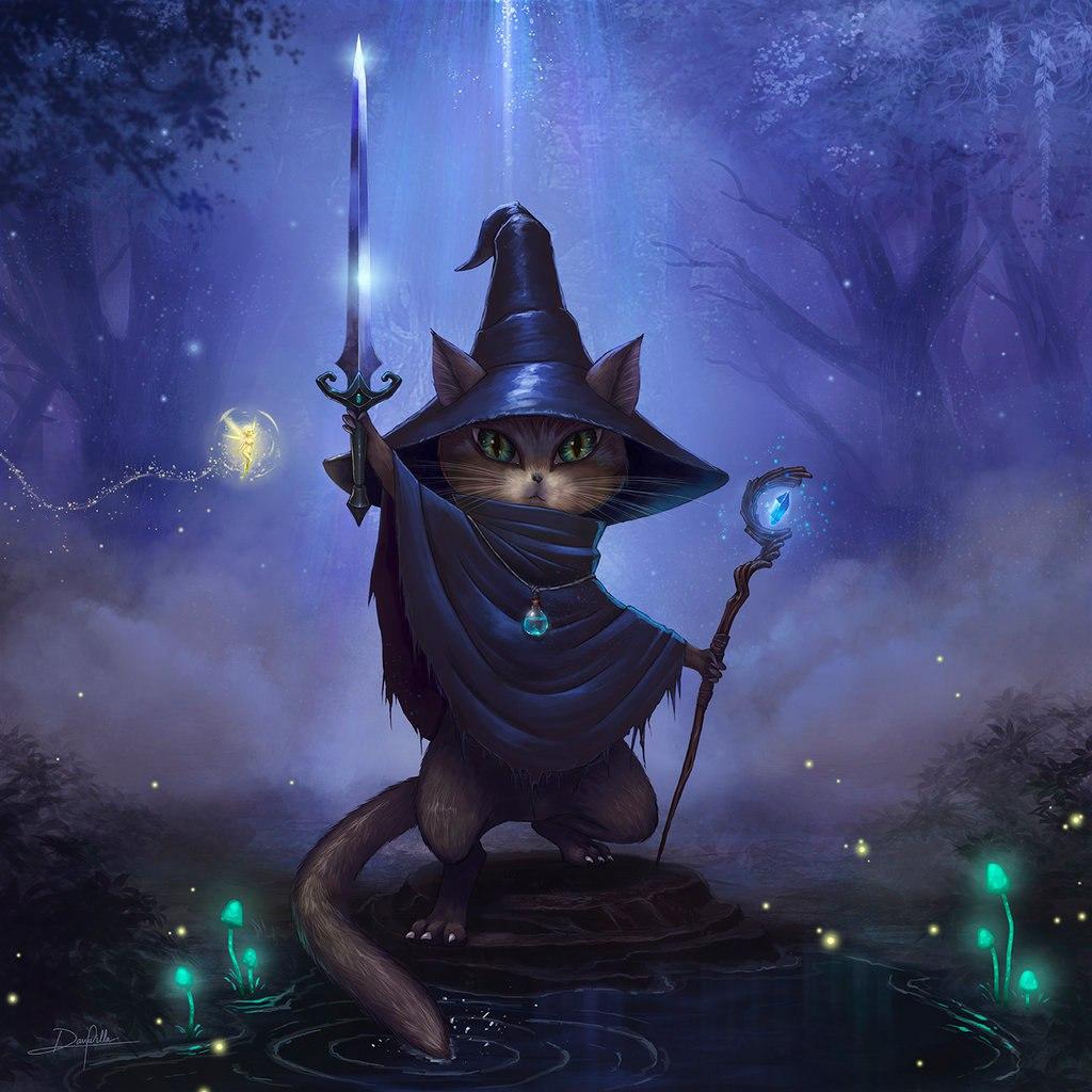 Уроки волшебства для кота, дейтинг для беременных и астрология - 25
