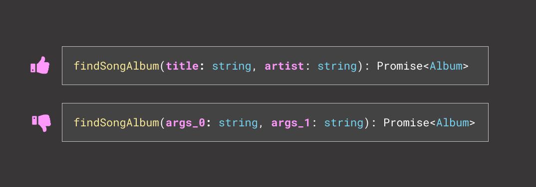 В TypeScript 4.0 наконец появилось то, чего я очень ждал - 1