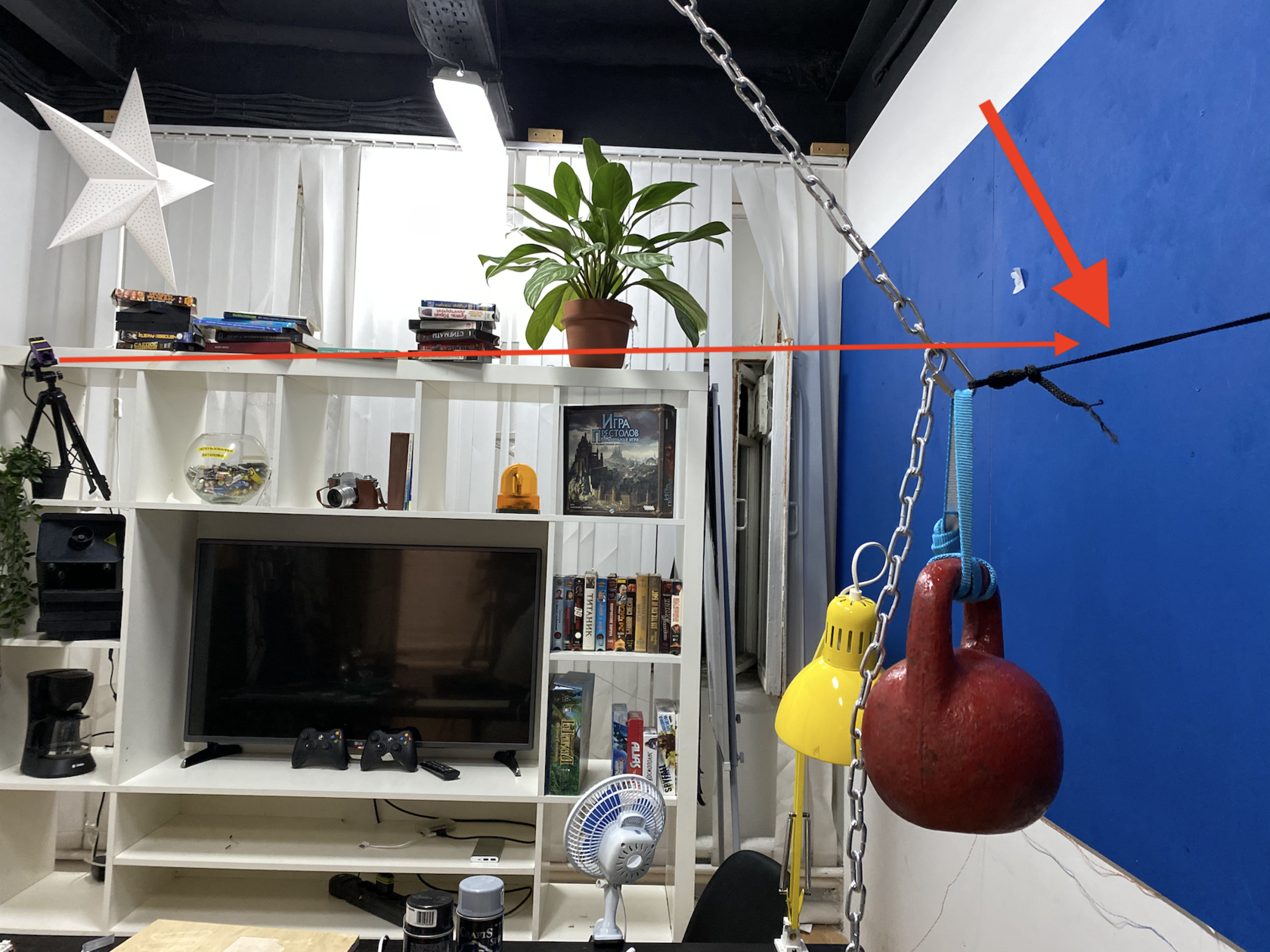 Железо проекта: как мы строили комнату с хакерским квестом - 9