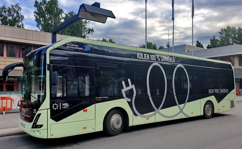 Зеленый автобус - 1