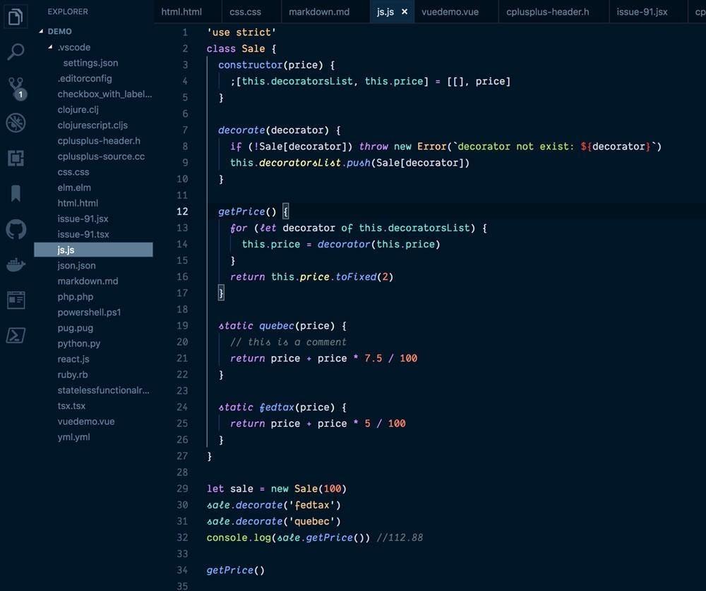 7 расширений для VS Code, установив которые, вы не захотите выходить из редактора - 6