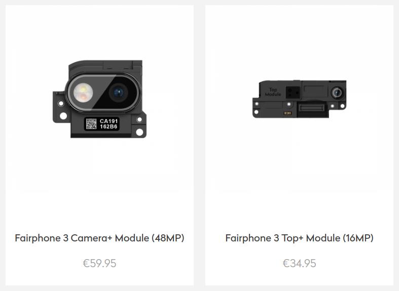 Модульный телефон Fairphone 3 получил обновленную камеру - 2
