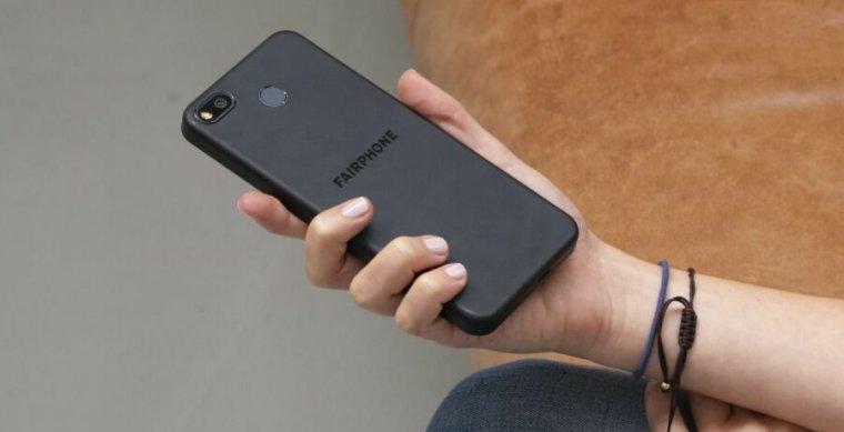 Модульный телефон Fairphone 3 получил обновленную камеру - 3