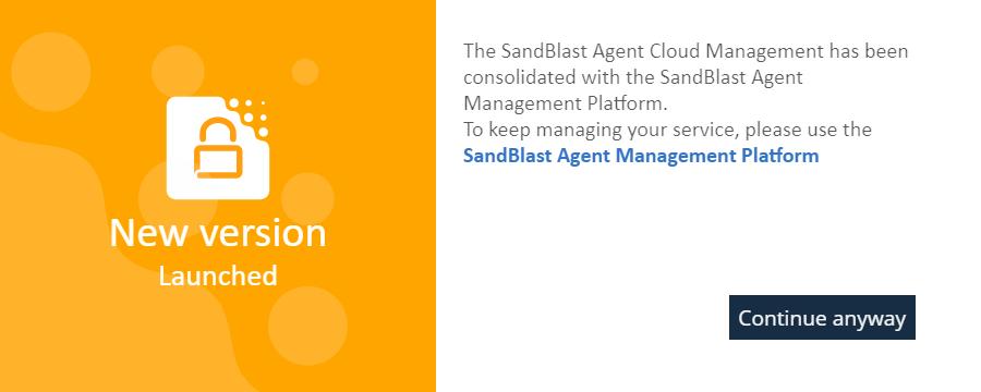 6. Check Point SandBlast Agent Management Platform. FAQ. Бесплатное тестирование - 2