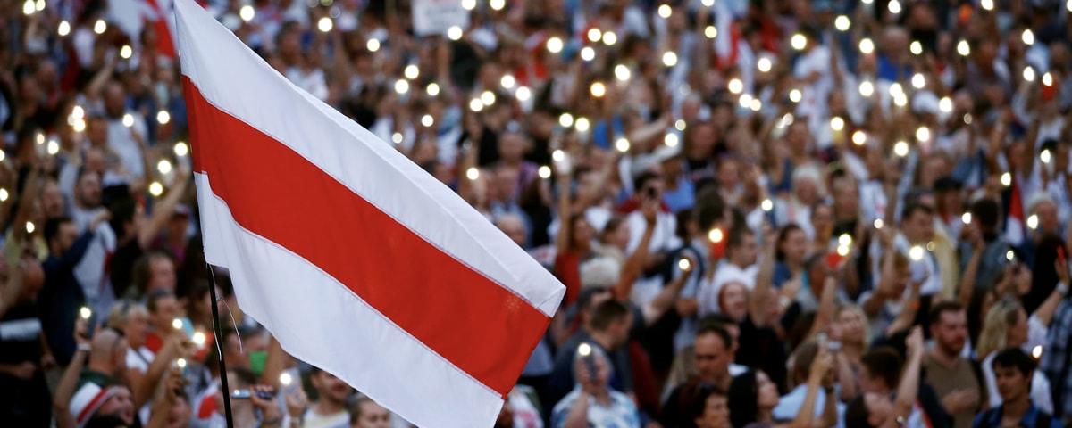 Август-2020 в Беларуси с точки зрения данных - 1