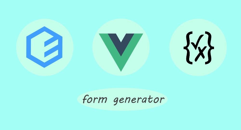 Выбор генератора форм для Vue.js - 1