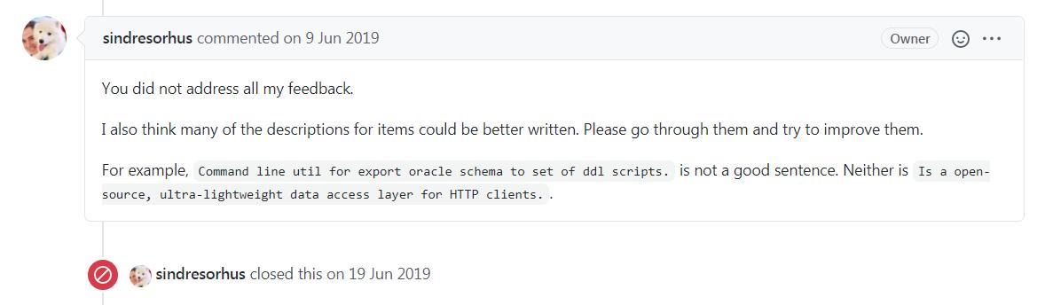 Awesome-лист своими руками, или GitHub вместо блокнота - 4