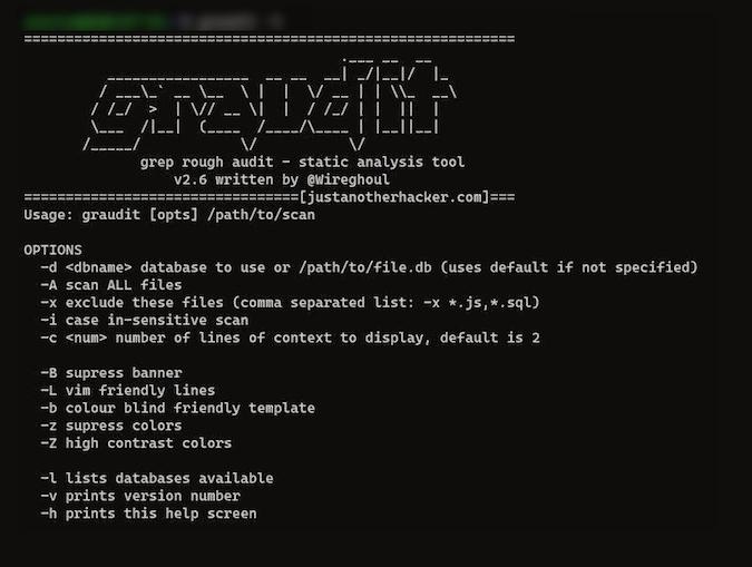 Как использовать простую утилиту для поиска уязвимостей в программном коде - 2