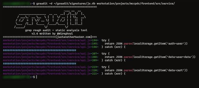 Как использовать простую утилиту для поиска уязвимостей в программном коде - 3