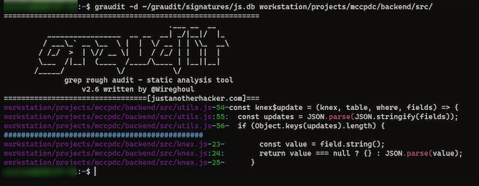 Как использовать простую утилиту для поиска уязвимостей в программном коде - 4