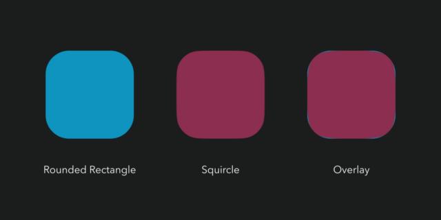 Секрет формы иконок iOS: это сквиркл? Разбор - 10