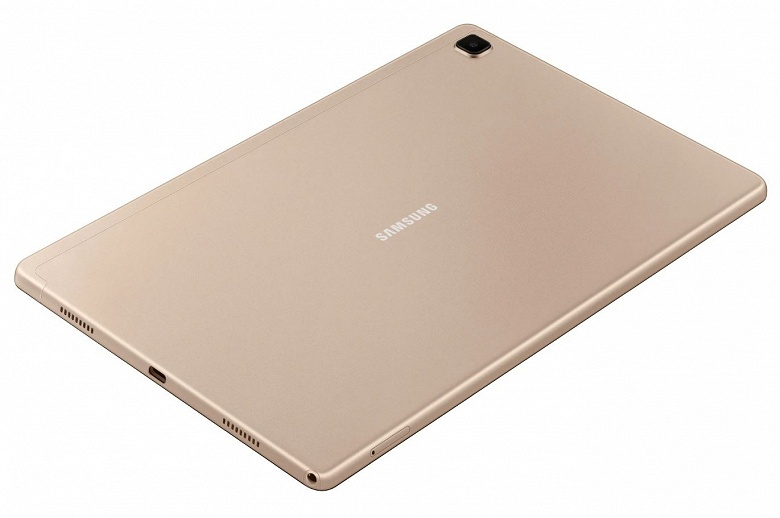 Как Galaxy Tab S6 Lite, только без стилуса. Представлен планшет Samsung Galaxy Tab A7