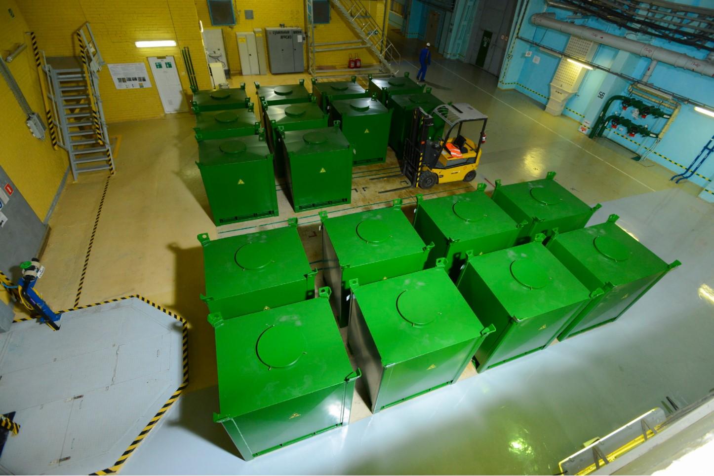 Приключения немецких урановых хвостов в России. Часть 4 (последняя): Использование ОГФУ, протесты и выводы - 12