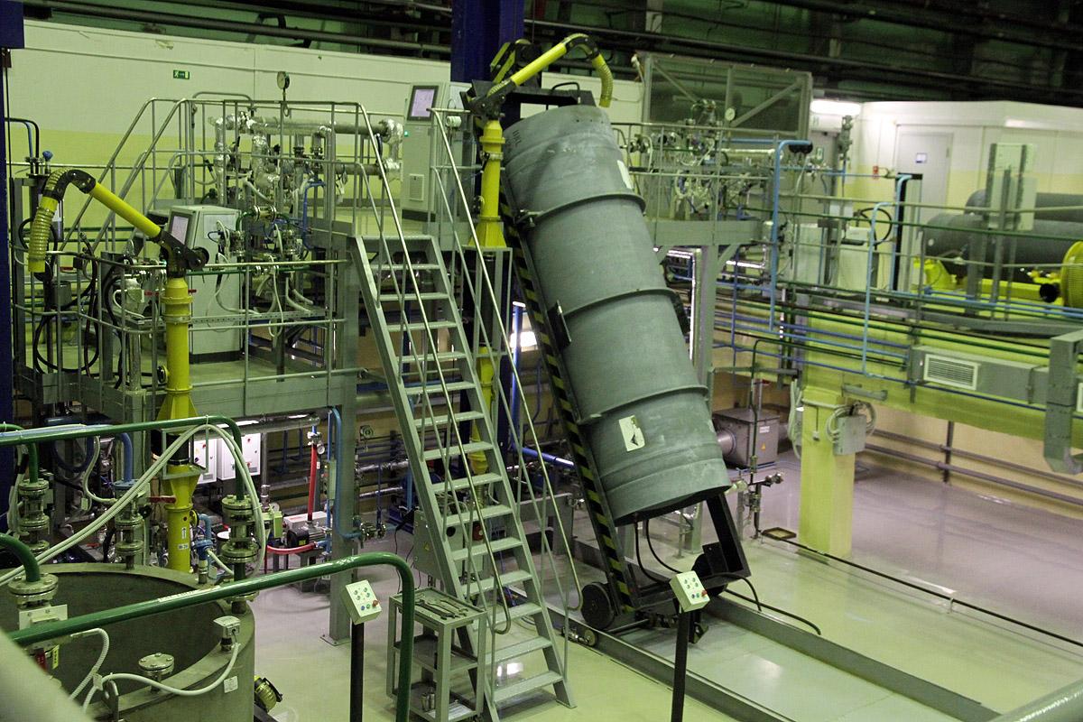 Ввоз немецких урановых хвостов в Россию. Часть 3: Риски и опасности при обращении с ОГФУ - 12