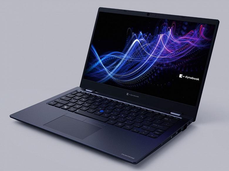 Игровые ноутбуки массой 900 г? Модели Portege X30W-J и Portege X30L-J основаны на новых CPU Tiger Lake
