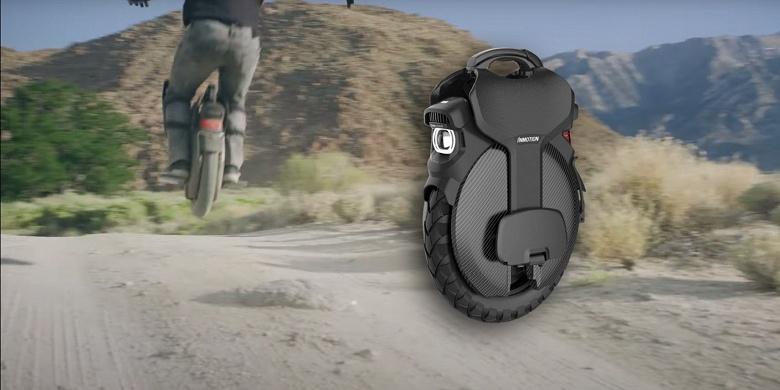 Моноколесо мощностью 3 кВт с максимальной скоростью 56 км/ч и огромным запасом хода. InMotion V11 стоит 2000 долларов
