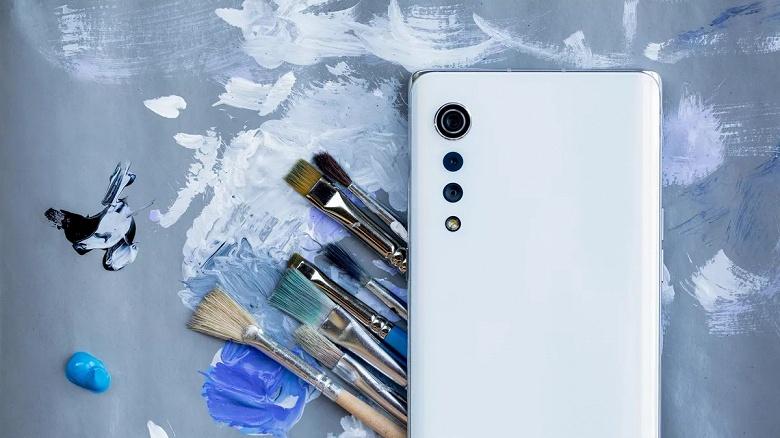 Первый в мире смартфон на SoC Dimensity 1000C — очередной LG Velvet
