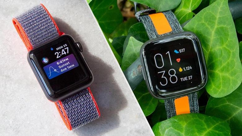 Американцы предпочитают Apple и Fitbit и не интересуются Samsung. Появилась статистика рынка носимой электроники для Северной Америки