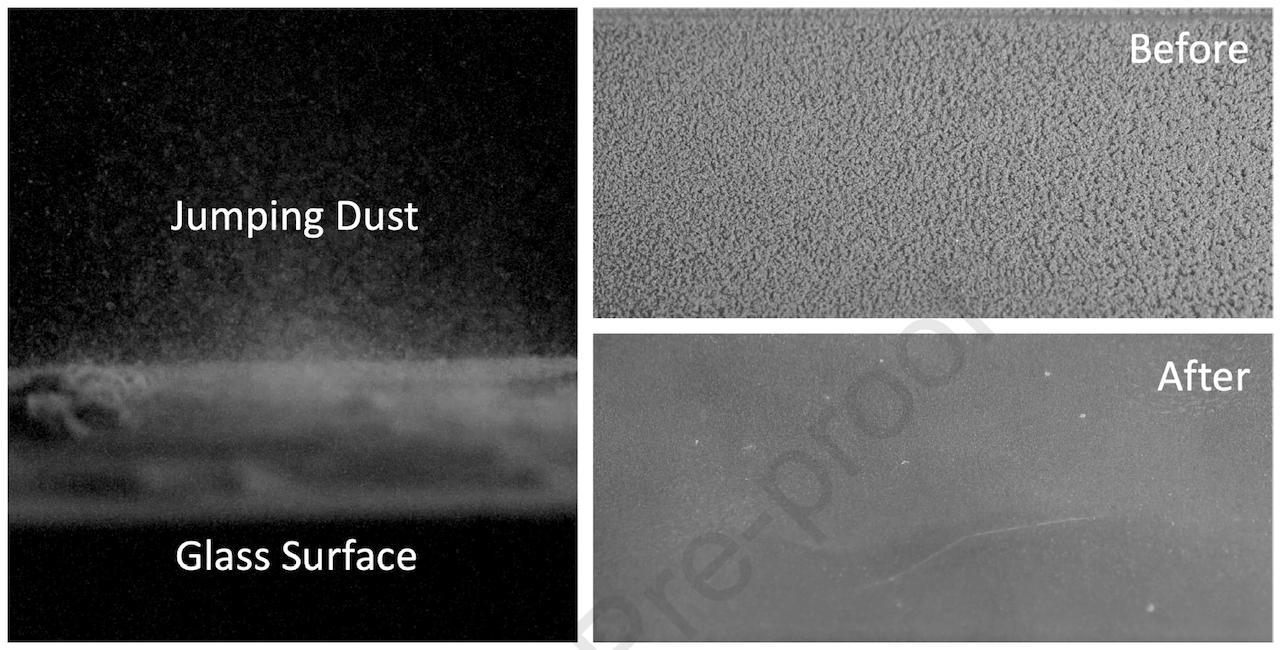 Космический субботник: уборка пыли на Луне - 3