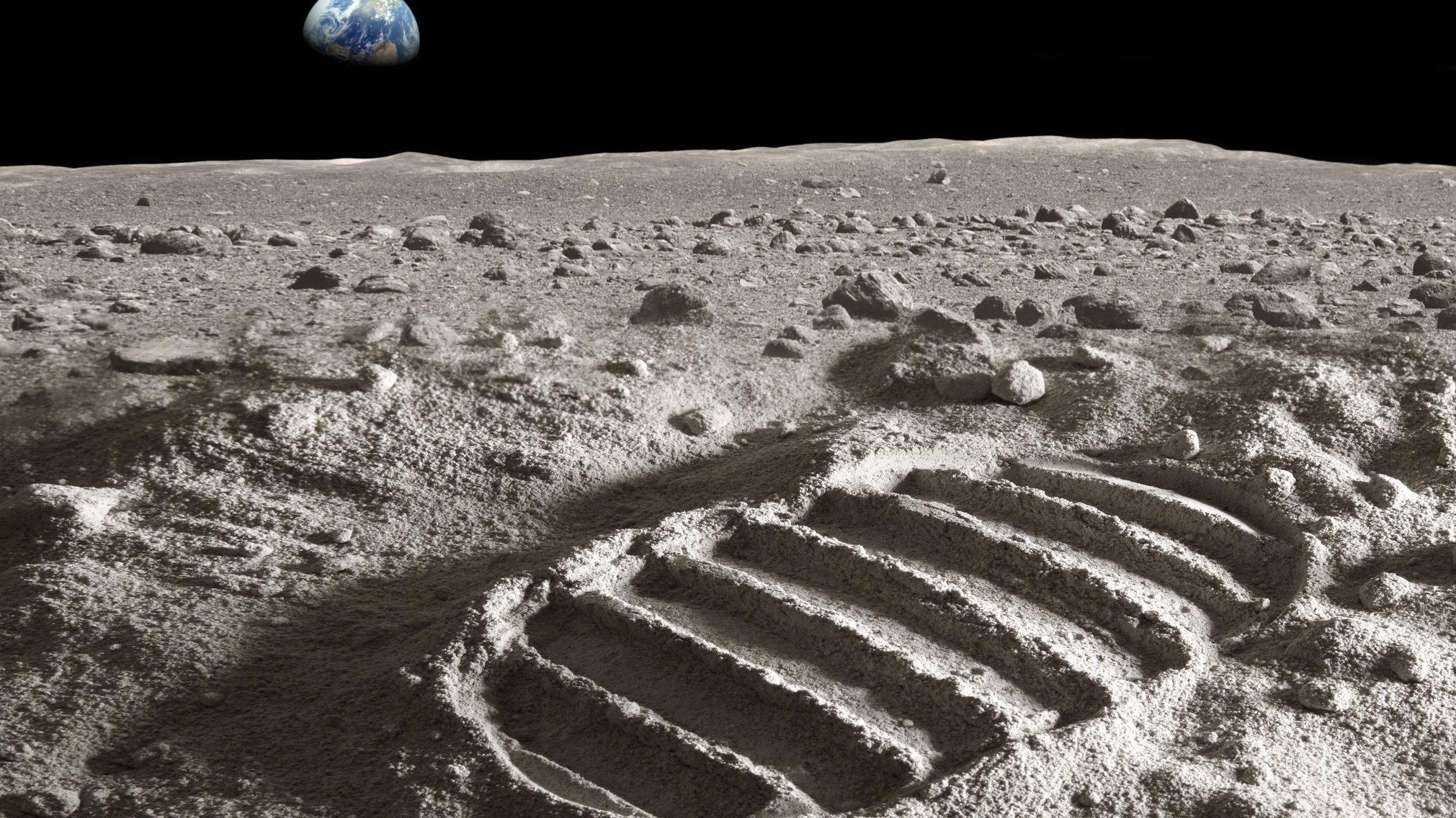 Космический субботник: уборка пыли на Луне - 1