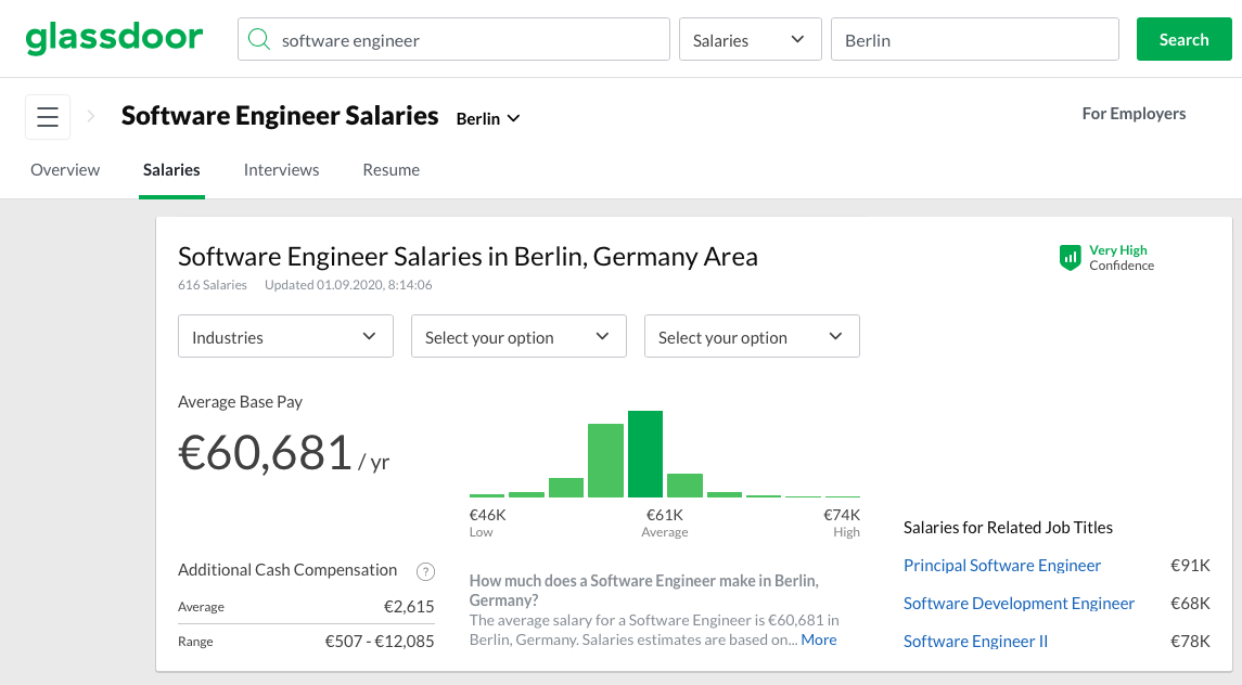 Переезд инженера в Германию: «Голубая карта», налоги, дети - 5