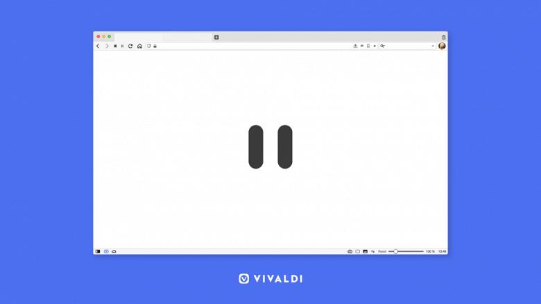 Браузер, способный поставить интернет на паузу. Большое обновление Vivaldi
