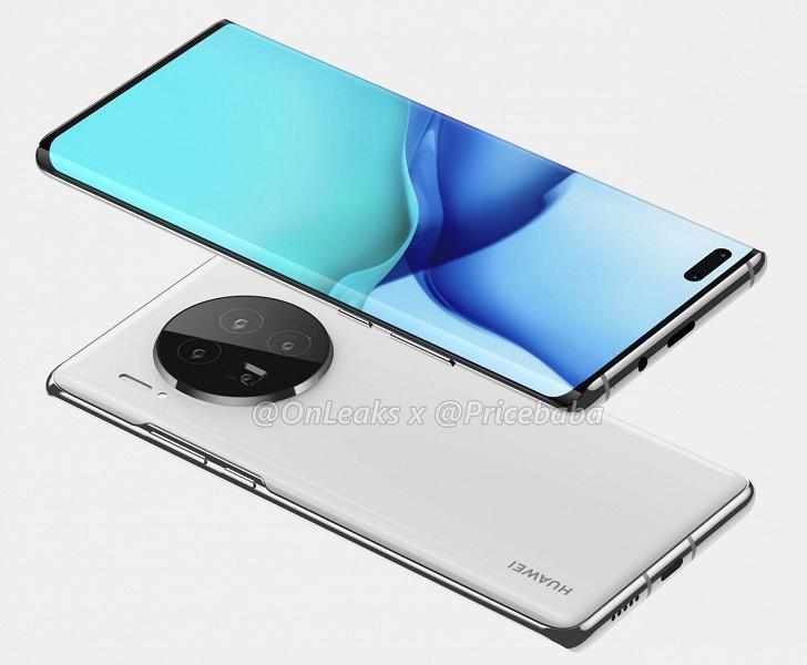 Новый флагман Huawei не поставит никаких рекордов. Компания снижает заказы на линейку Mate 40