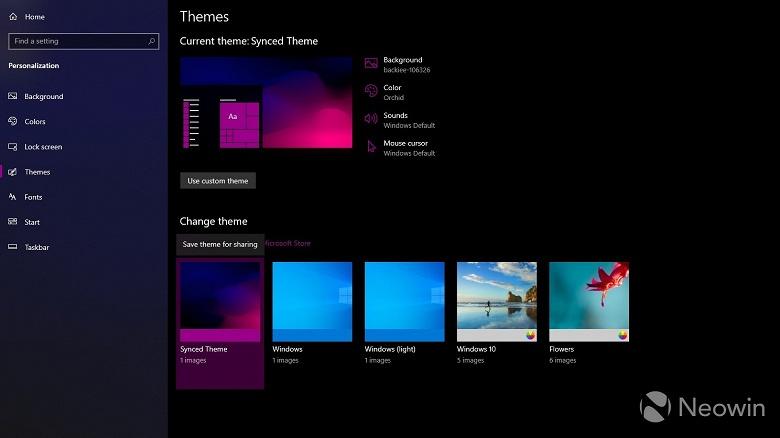 Темы Windows 10 оказались опасны