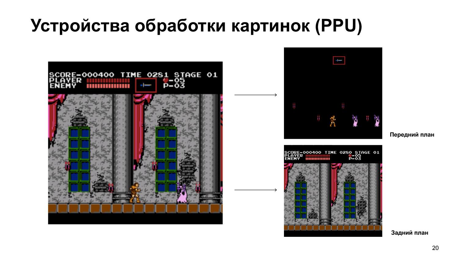 Эмуляция NES-Famicom-Денди на веб-технологиях. Доклад Яндекса - 15