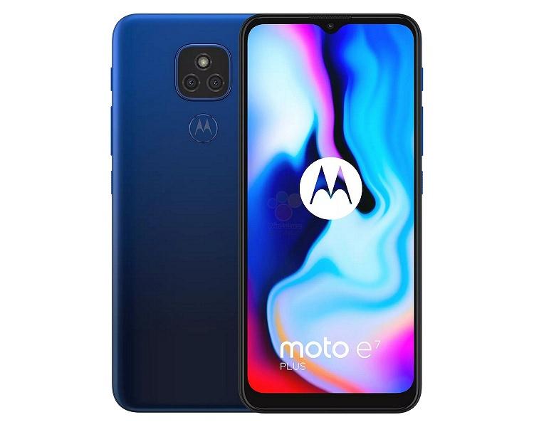 Один из первых смартфонов на новой платформе Qualcomm, да ещё и от американского бренда. Motorola Moto E7 Plus оценили в 150 евро