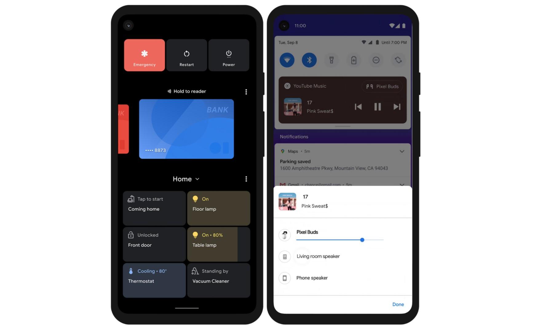 Вышел Android 11 с единым разделом для мессенджеров, записью экрана и управлением smart-устройствами - 7