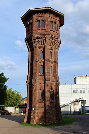 Жизнь под давлением: как устроены водонапорные башни - 8