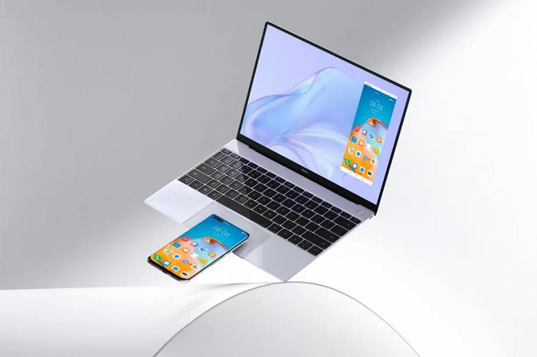 Новейший ноутбук Huawei MateBook X без вентилятора выходит в Европе