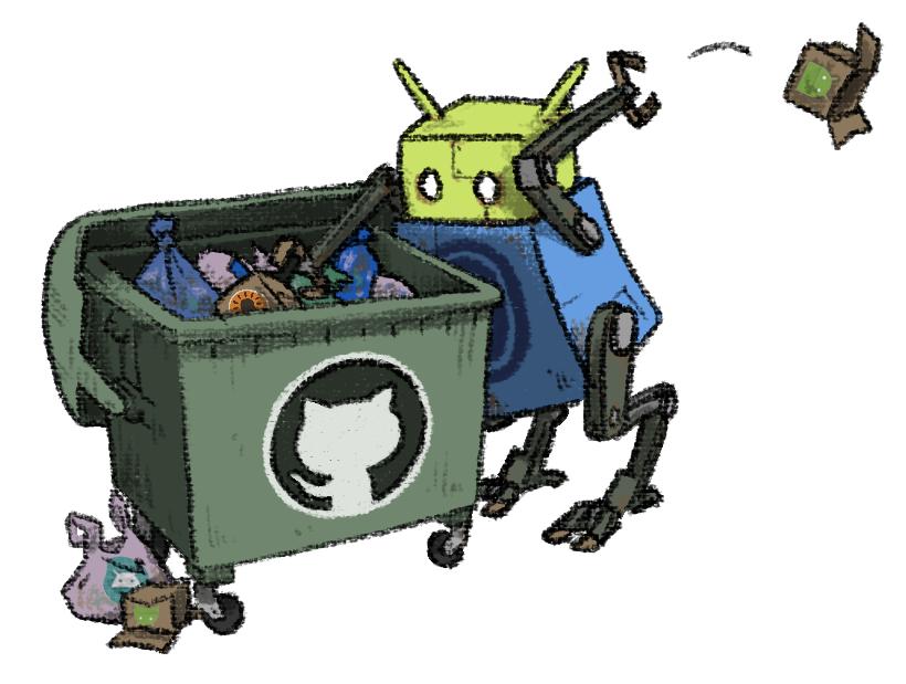Упаковка приложения в F-Droid - 1