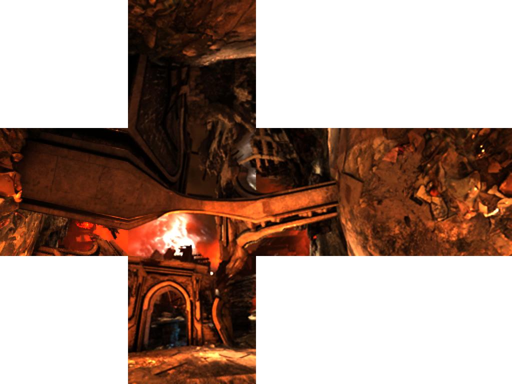 Как рендерится кадр DOOM Ethernal - 16