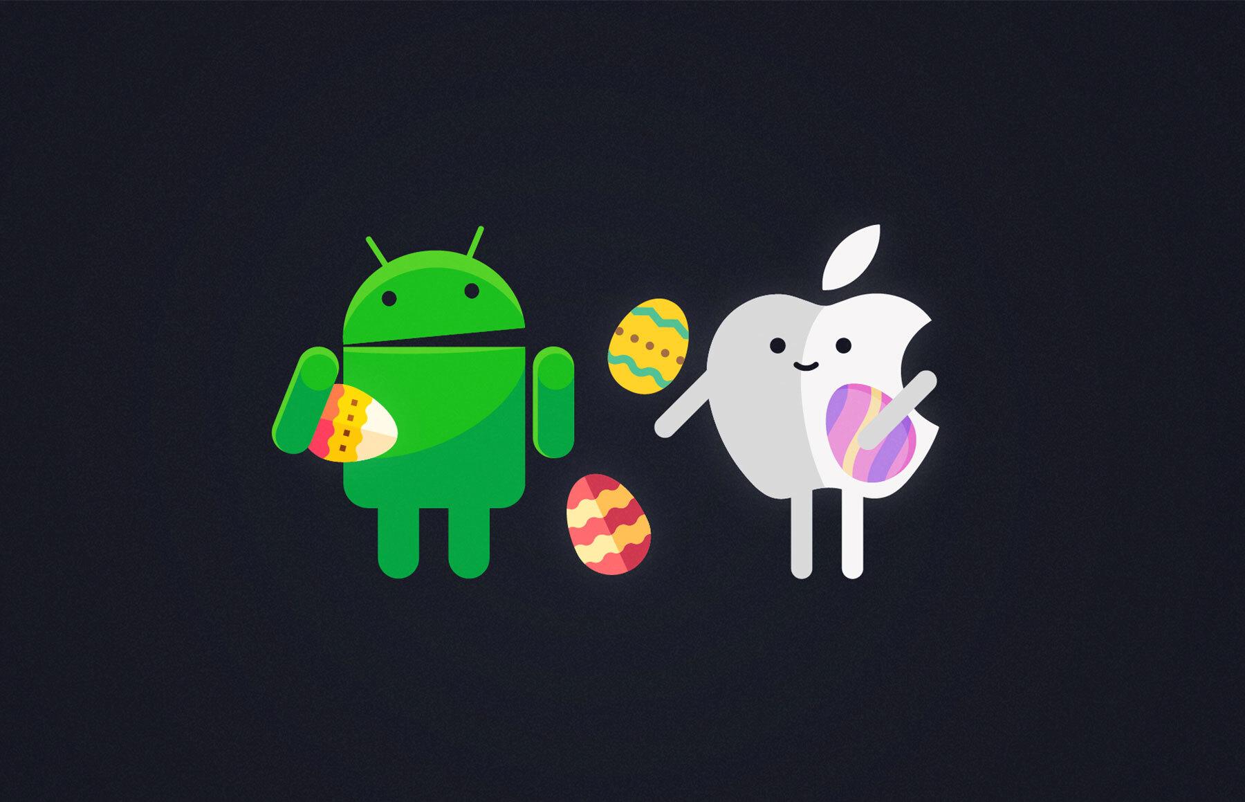 Российские пасхалки в мобильных приложениях. Какие они? - 1