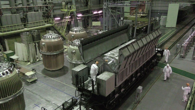 Ядерное наследие первенца атомной энергетики СССР - 8
