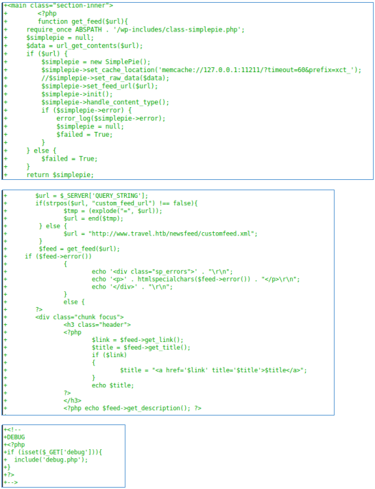 HackTheBox. Прохождение Travel. Memcache+SSRF=RCE, LPE через LDAP - 12